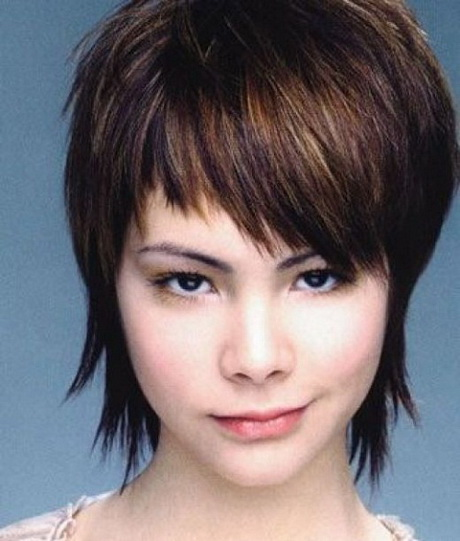 Short choppy hairstyles you want to refresh your look? Try a short ...