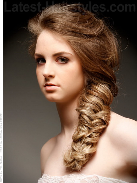 Long Hairstyle For Evening Party ~ Best Haircuts