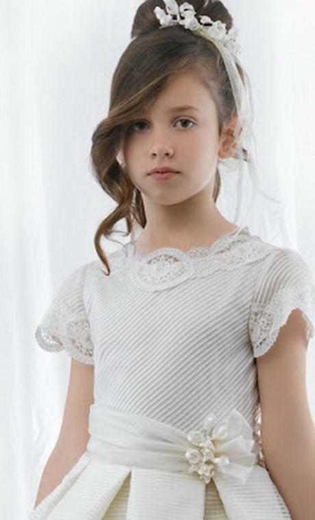 Hairstyles for little flower girls