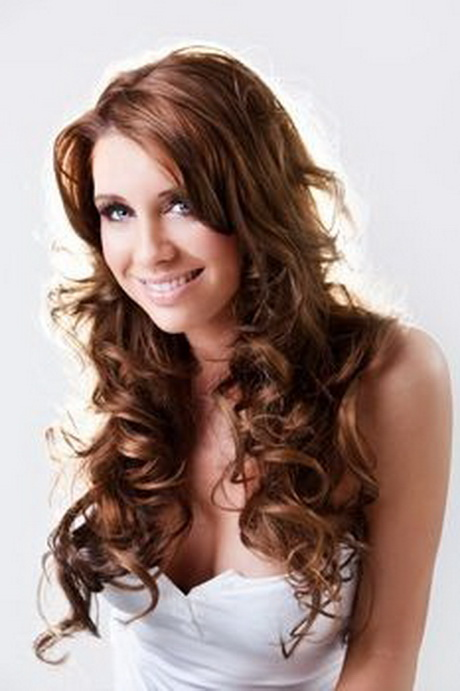 Cool Hairdos For Curly Hair : Cool curly hairstyles for girls