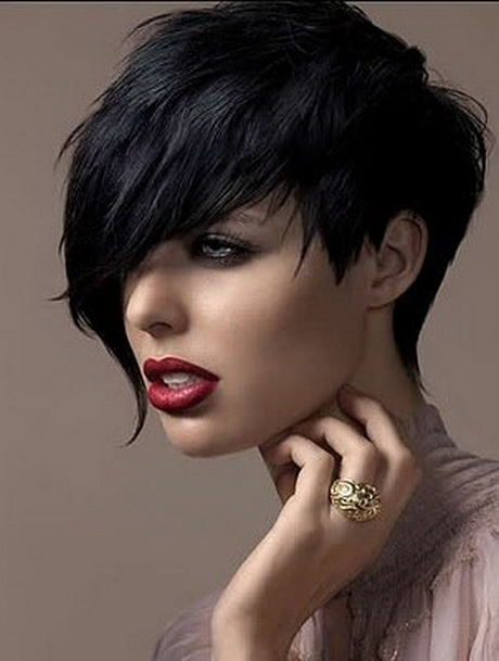 Cool hair styles for short hair
