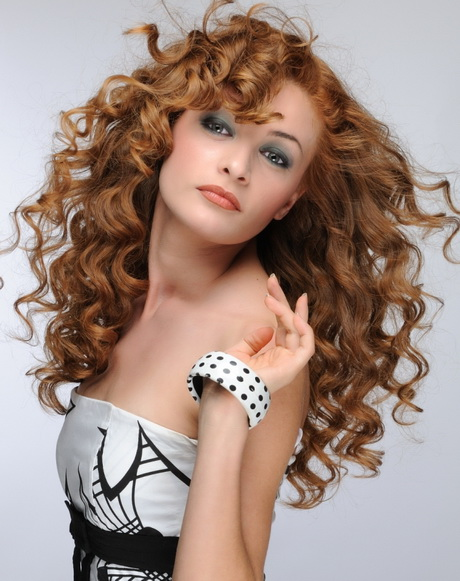 Cool Hairdos For Curly Hair : Cool hairstyles for curly hair