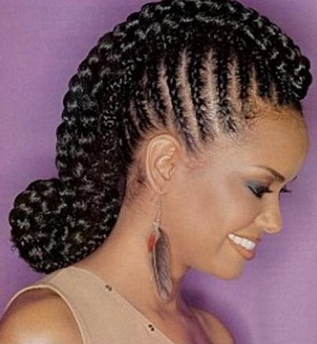 cornrow braids hairstyles for black women