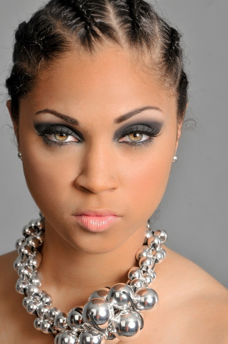 Cornrows Women Hairstyles 2014. Cornrowed Hairstyles are sometimes ...