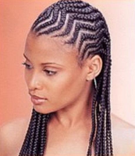Ghana Hair Cornrows Braids Styles