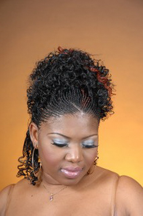 African Cornrow Hairstyles Braid Style