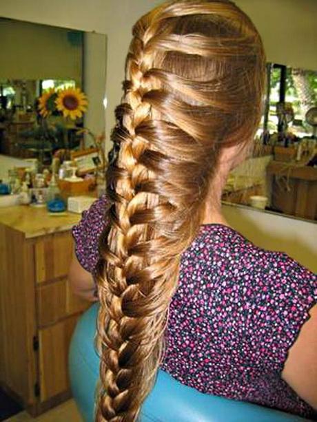 Creative braids