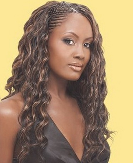 Crochet Braids Vs Wigs : Crochet Braids Hairstyles With Human Or Synthetic Hair How To Do ...