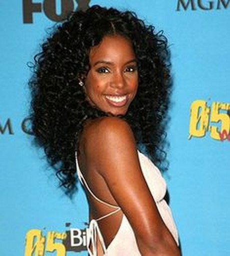 Long Curly Crochet Hair Styles : Long crochet braids hairstyles Question on Crochet braids? - Black ...