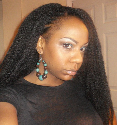 Crochet Hair Styles On Crochet Braids Last Hair Models Hair Styles ...