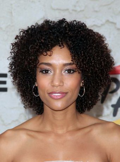 Hairstyles For Afros : Curly afro hairstyles