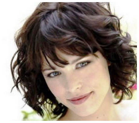 hairstyles for thick wavy hair 2013. with the best version in short