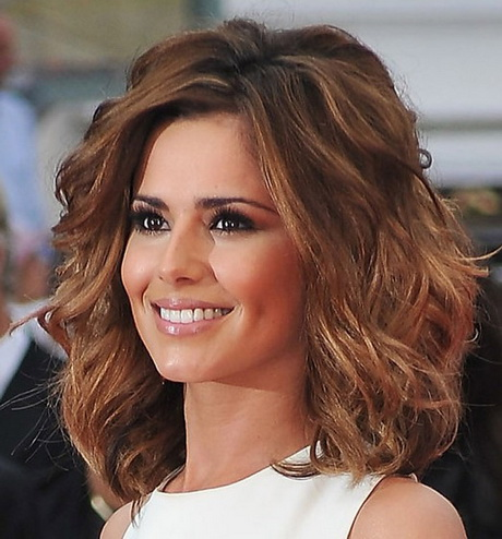 2015 Medium Length Hairstyles for Thick Hair Over 50 Photo