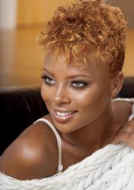 Curly mohawk hairstyles for black women