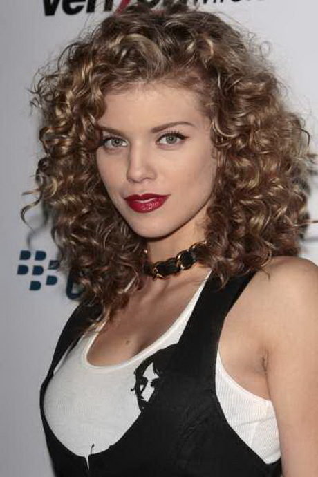 Curly Perm Hairstyles