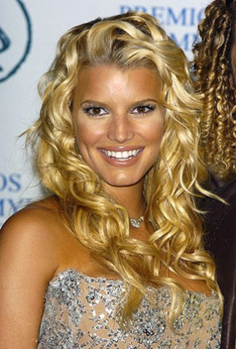 Curly hairstyle short hair on hairdos for formal wedding long hair