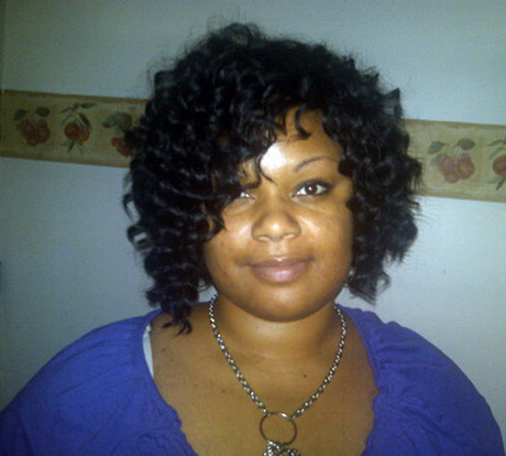sew in curly hairstyle black hair styles and information