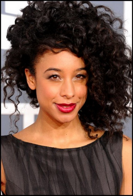 curly red hairstyles : short curly weave 14 250?250 Short curly weave