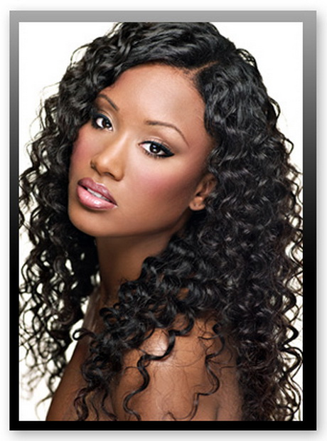 Brazilian Deep Wave Hair Styles