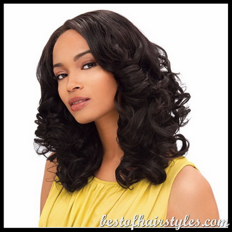 Curly Weave Hairstyles For Black Women | Fashion Trends | Women …