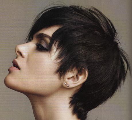 Cut Pixie Haircut