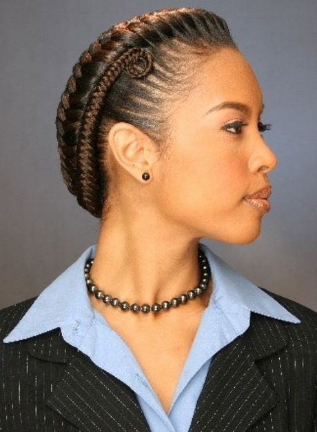 Cute Hairstyles For Black Peoples Hair : Cute black people hairstyles