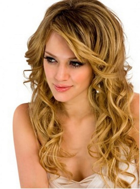 Simple Hairstyles For Small Curly Hair : Cute easy hairstyles for curly long hair