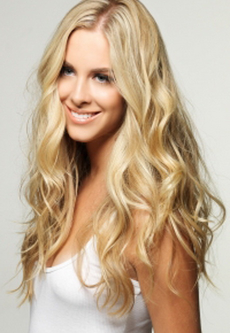 Hairstyles For Long Hair Everyday : everyday hairstyles. Sultry Waves. Quick and cute easy hair styles ...
