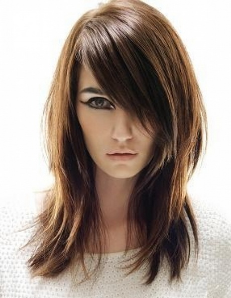 Cute haircuts for long hair with layers