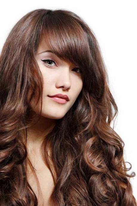 Cute haircuts for long thick hair