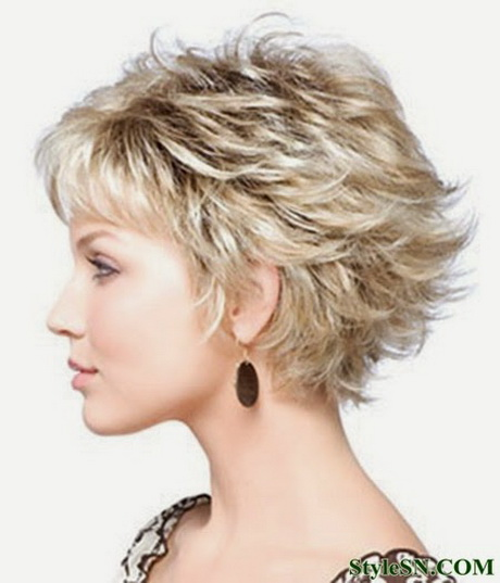 Cute hairstyles for curly short hair