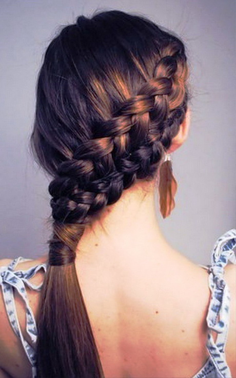 New Trendy Cute Hairstyles For Girls  Page 2 Of 2  Hairstyle For Women