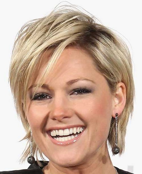 Cute hairstyles for short thick hair