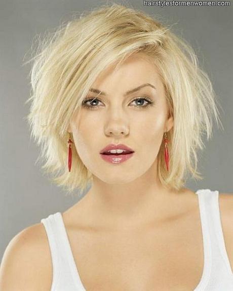 Cute Hairstyles For Thin Hair : Cute short haircuts for fine hair