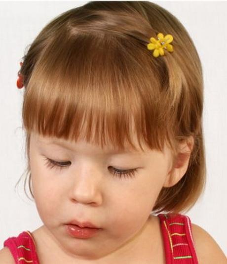 Cute short haircuts for little girls