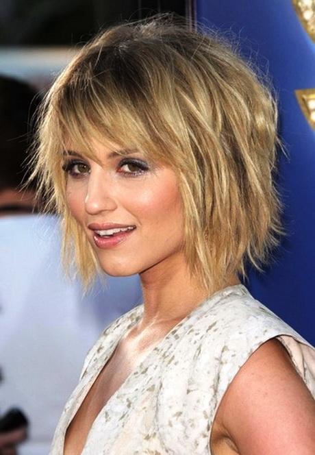 Cute short haircuts for thin hair