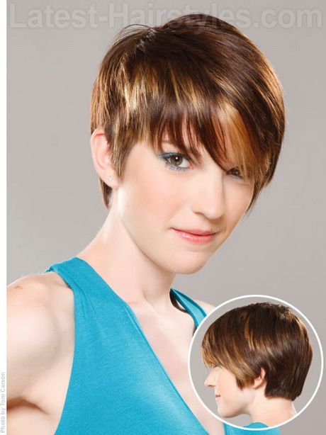 Unique Cute Short Hair  Short Hairstyles 2016  2017  Most Popular Short