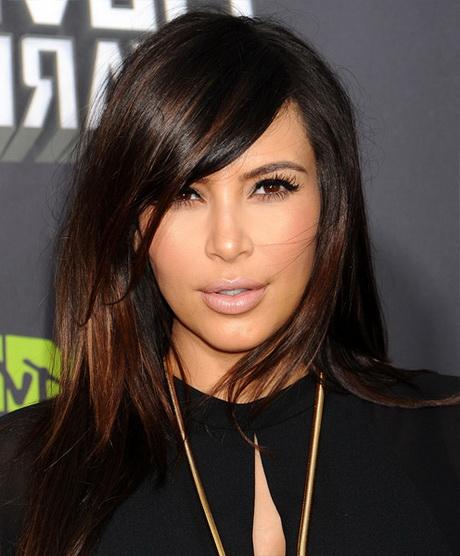 FULL SHORT WOMENS LADIES FASHION HAIR WIG CURLY BLACK/DARK ...  |Shoulder Length Hairstyles Dark