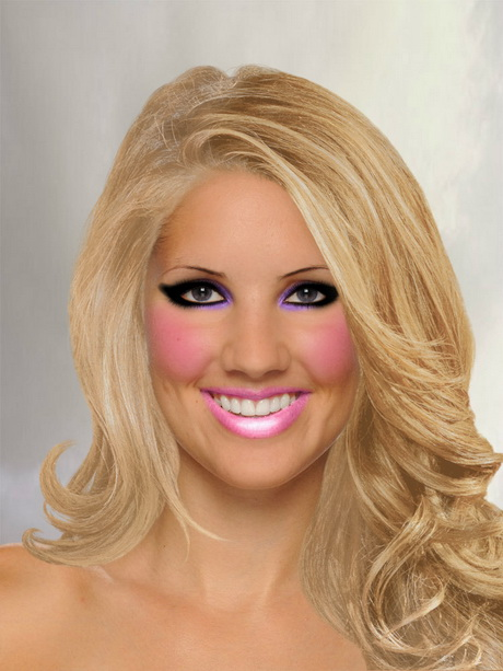 Hairstyles For Long Hair Debutante : maquiagem para a debutante