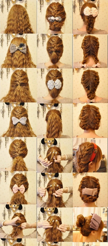 Different BRaid styles ! Via Danelle