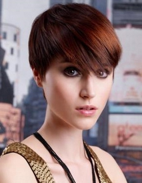 Different types of hairstyles for short hair