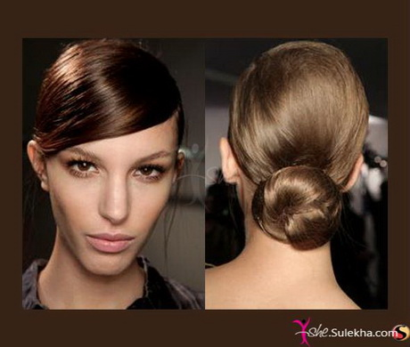 Hairstyles 2012- Simple Summer Hairstyles 2012 for different types of