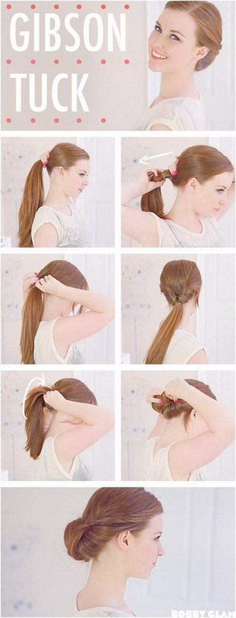 ASIAN Curly Hairstyles Picture Tutorial DIY