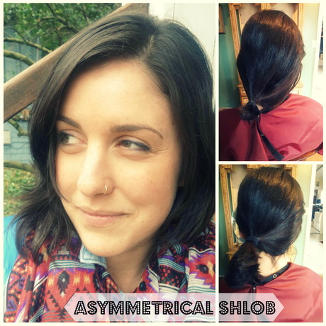 It is an easy haircut to DIY! kimm This haircut that I did on Kim ...