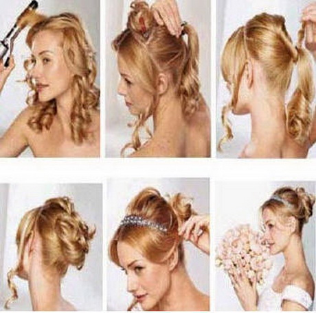 Hairstyles For Short Hair Diy : Do it yourself hairstyles long hair