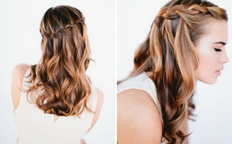 diy hairstyles for medium length hair : Do it yourself prom hairstyles