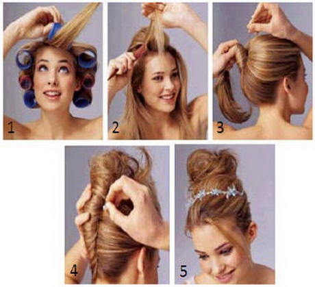 New Instructions For Easy Do It Yourself Prom Hairstyles  EHow