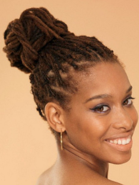 black women with dreadlocks hairstyles