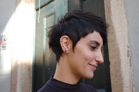 easy boho hairstyles : Dyke haircuts