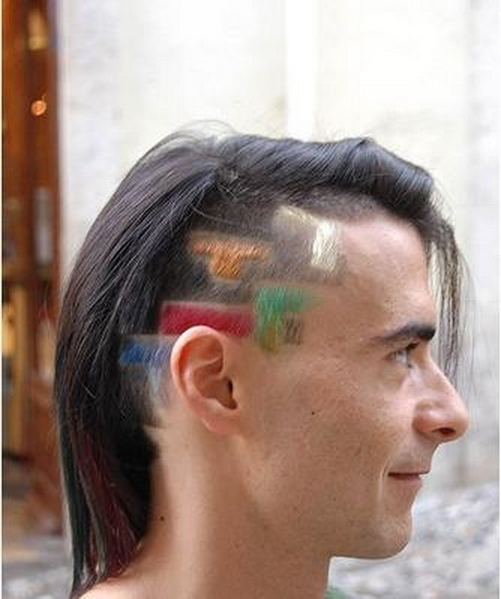 Hairstyle design mens